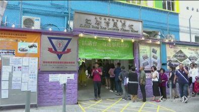 Hong Kong, un voto contro Pechino