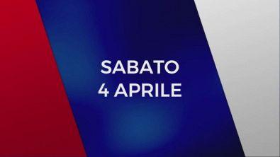 Stasera in Tv sulle reti Mediaset, 4 aprile