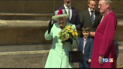 La regina compie 93 anni