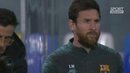 """Messi,""""primi passi al San Paolo"""""""