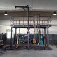 produzione soppalchi metallici