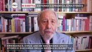In diretta il giornalista Antonio Caprarica