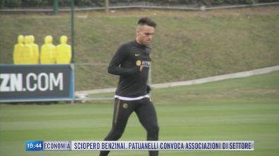 Inter, Martinez resta a Milano