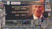 Addio Filippo, una vita per la corona