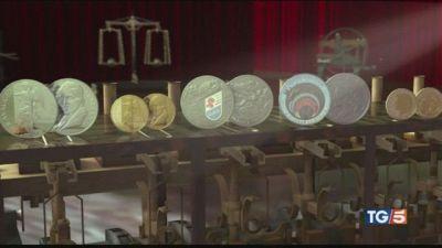 Dante e la Nutella sulle nuove monete