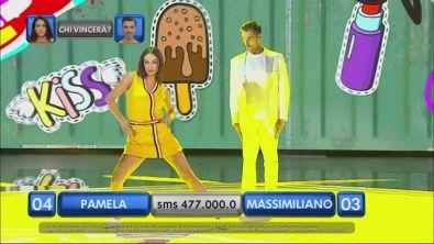 Massimiliano Varrese vs Pamela Camassa - La Finale - Chi vincerà? - I esibizione