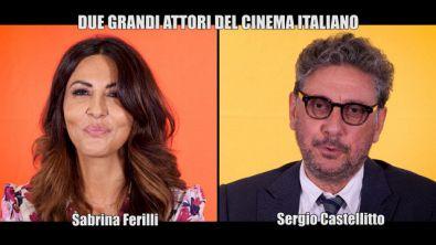 Ferilli e Castellitto insieme al cinema in Ricchi di fantasia