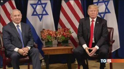 Su Gerusalemme Trump scatena dure proteste