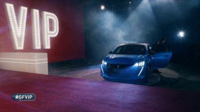 Concorso Peugeot al Grande Fratello VIP