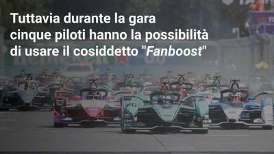 Come funziona il Fanboost in Formula E