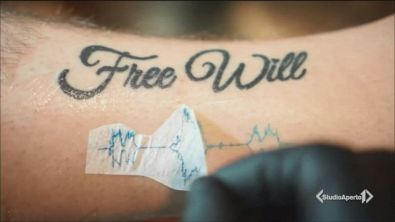 Ora arriva il tatuaggio parlante