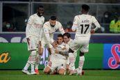 Serie A 2021/22 Bologna-Milan 2-4