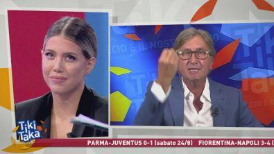 """Wanda: """"Icardi non ha detto no al Napoli"""""""