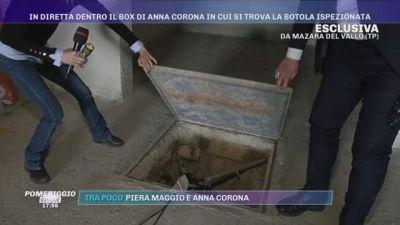 La scomparsa di Denise Pipitone: all'interno del box sottoposto ad ispezione