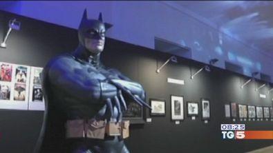 Una mostra dedicata a Batman