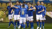 Qualificazioni Mondiali 2022: Italia-Irlanda del Nord 2-0