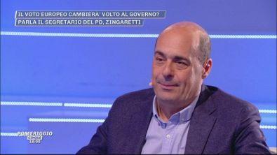 """Nicola Zingaretti: """"Il Governo è come Mark Caltagirone!"""""""