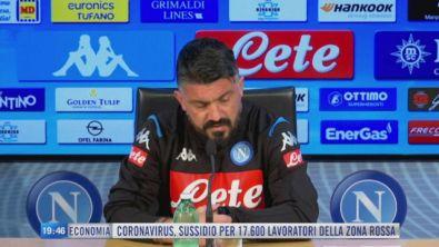Il Napoli riparte dal Torino