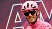 Giro d'Italia 2021, caduta e ritiro per Alessandro De Marchi