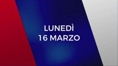 Stasera in Tv sulle reti Mediaset, 16 marzo