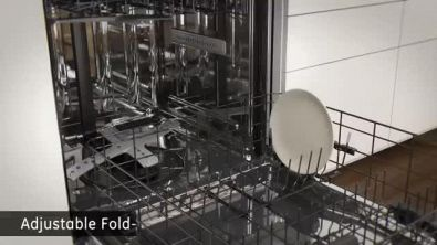 GE Appliances Dishwasher Behind the Door Tour