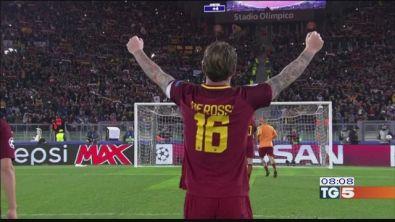 Impresa della Roma Stasera la Juventus