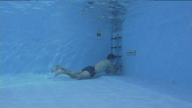 Meditazione subacquea per Paolo Ciavarro