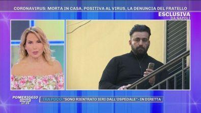 Coronavirus: in diretta da Napoli