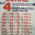 offerta gomme armanno gomme