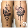 INK LADY TATTOO - tatuaggi artistici