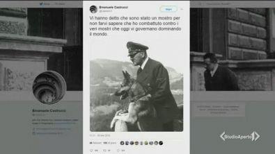 Elogia Hitler, bufera sul prof