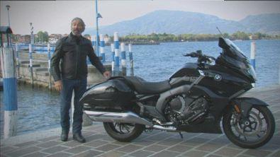 Prova moto: BMW K1600B