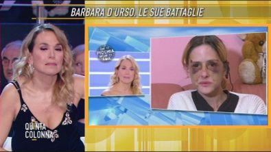 Barbara D'Urso: le sue battaglie per il sociale