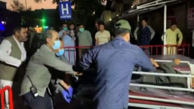 Afghanistan, continuano ad arrivare feriti all'ospedale di Kabul