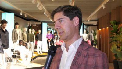 Jo Squillo: Canali, la collezione Uomo per l'estate 2022