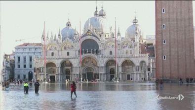 Un decreto per l'emergenza Venezia