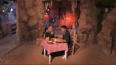Cena al lume di candela