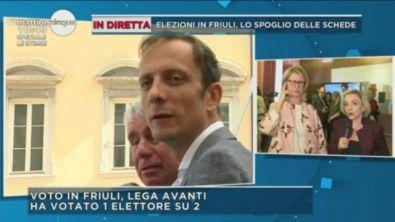 Lo scrutinio in Friuli: gli aggiornamenti