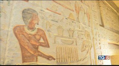 I tesori del sacerdote intatti per 4mila anni