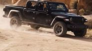 Gladiator, il nuovo pick-up firmato Jeep