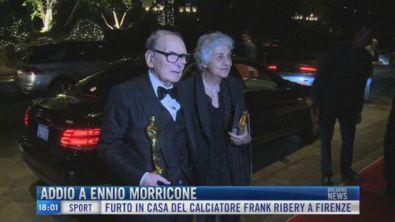 Breaking News delle 18.00 | Addio a Ennio Morricone