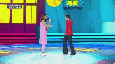 Giordana e Pamela Camassa - La Finale - II girone - Il duetto