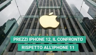 Prezzo iPhone 12, confronto con l'iPhone 11