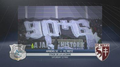 Amiens - Metz 2-0