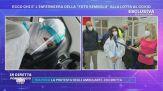 Palermo, ecco chi è l'infermiera della ''foto simbolo'' alla lotta al Covid-19