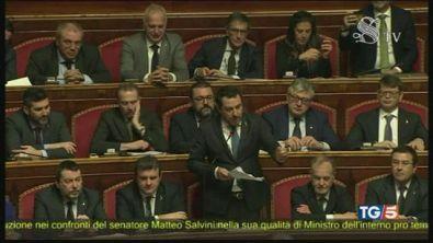 """Sì a processo a Salvini. """"Orgoglioso, lo rifarò"""""""