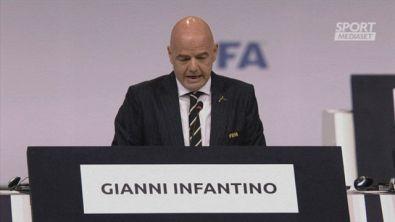 Johansson, ricordo commosso alla Fifa