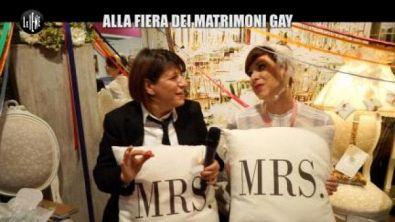 SARNATARO: Alla fiera dei matrimoni gay