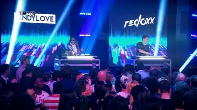 Andy Love vs Redoxx