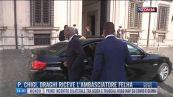 Breaking News delle 14.00 | P.Chigi, Draghi riceve l'ambasciatore Felha